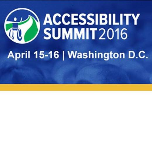 Accessibility Summit 2017 in Washington, DC
