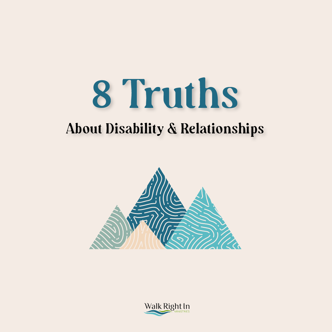 8 Truths About Disability & Relationships